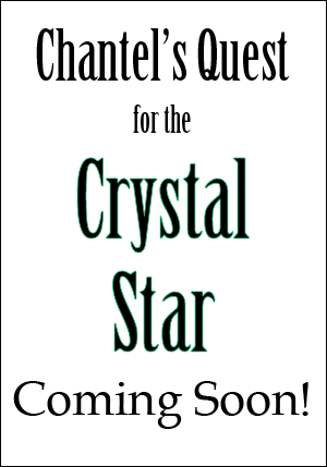 Chantel's Quest for the Crystal Star by Oliver Neubert -- book cover